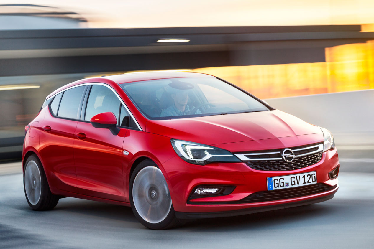 Nuevo Opel Astra, así es su quinta generación