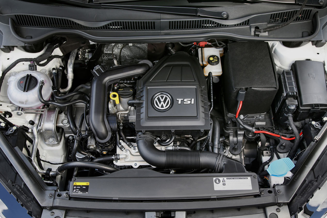 Primera prueba: VW Golf 1.0 TSi BlueMotion