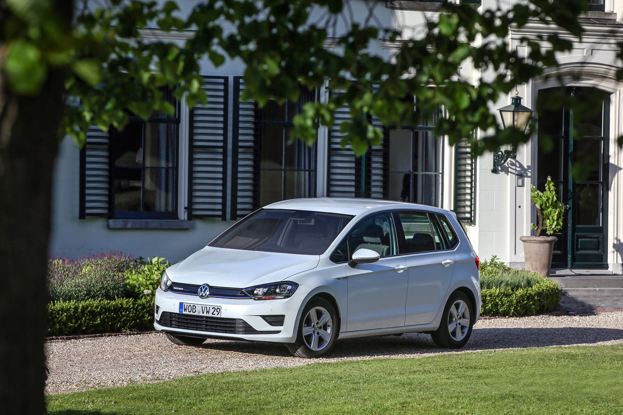 VW Golf TSI BlueMotion
