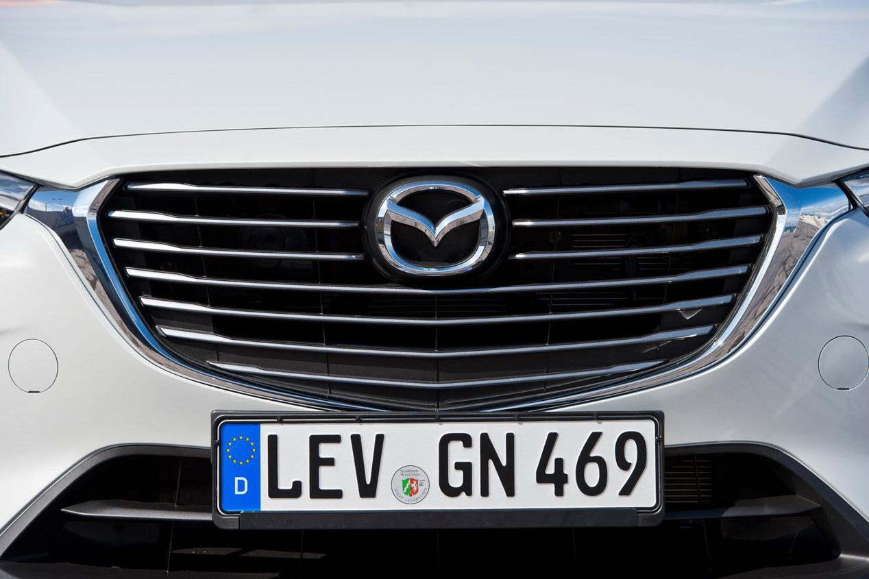 Primera prueba: Mazda CX-3 1.5I Skyactiv-D 105 CV