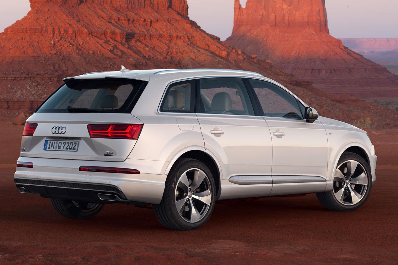 El Audi Q7 más ahorrador