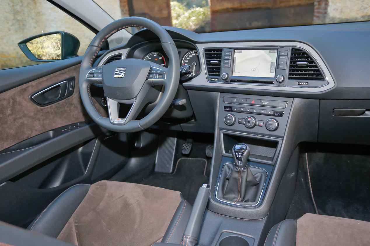 Prueba: Seat León X-Perience 4Drive 2.0 TDi/184 DSG, senderismo
