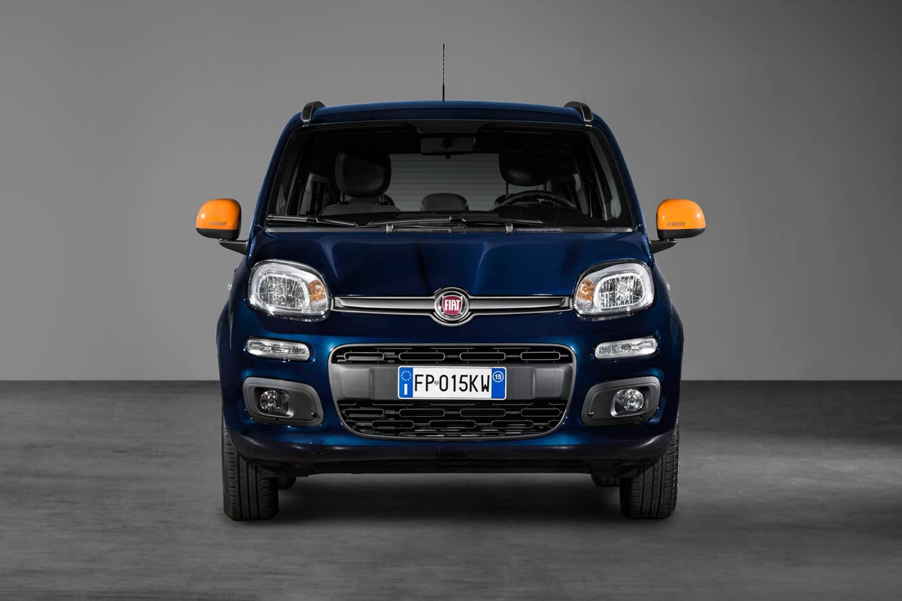 Fiat Panda K-Way, matrimonio bien avenido