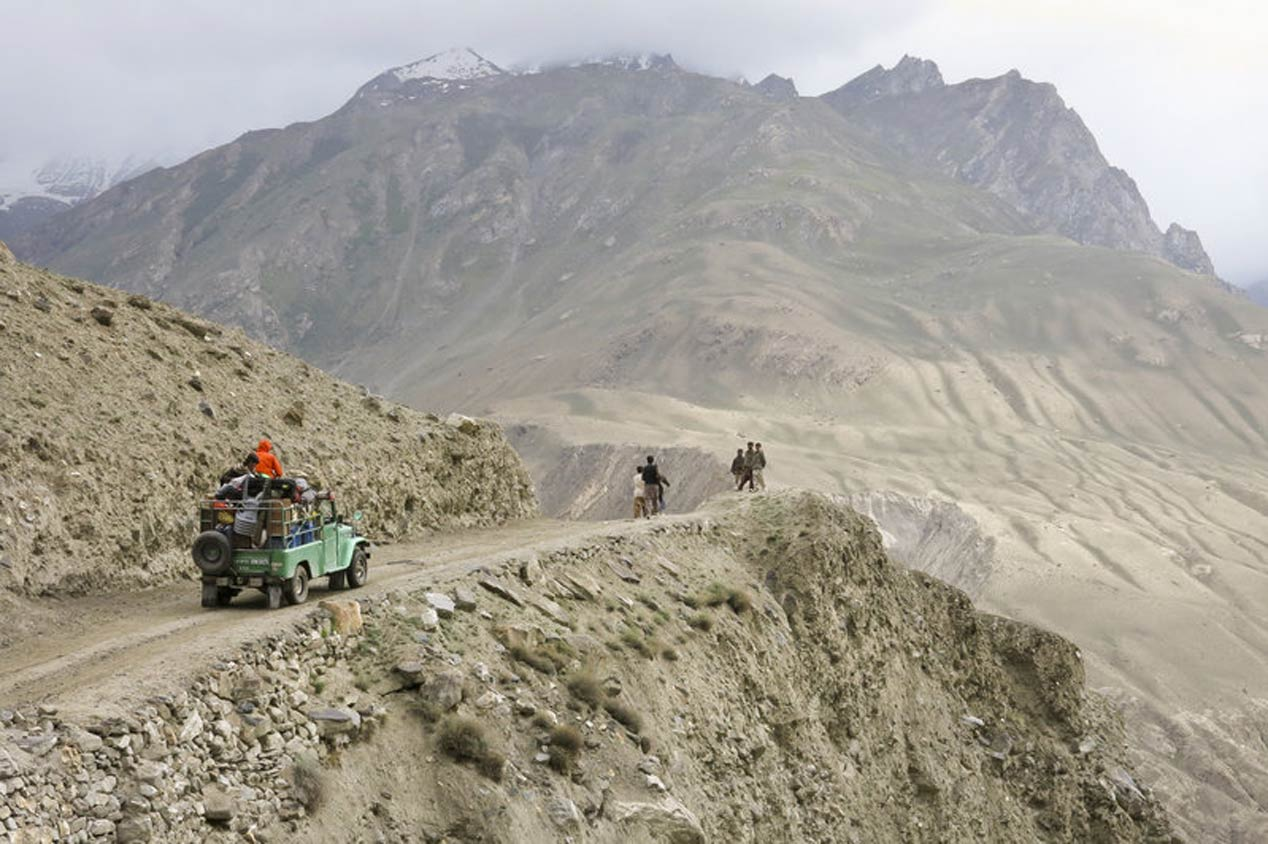Carretera Karakórum (Pakistán)