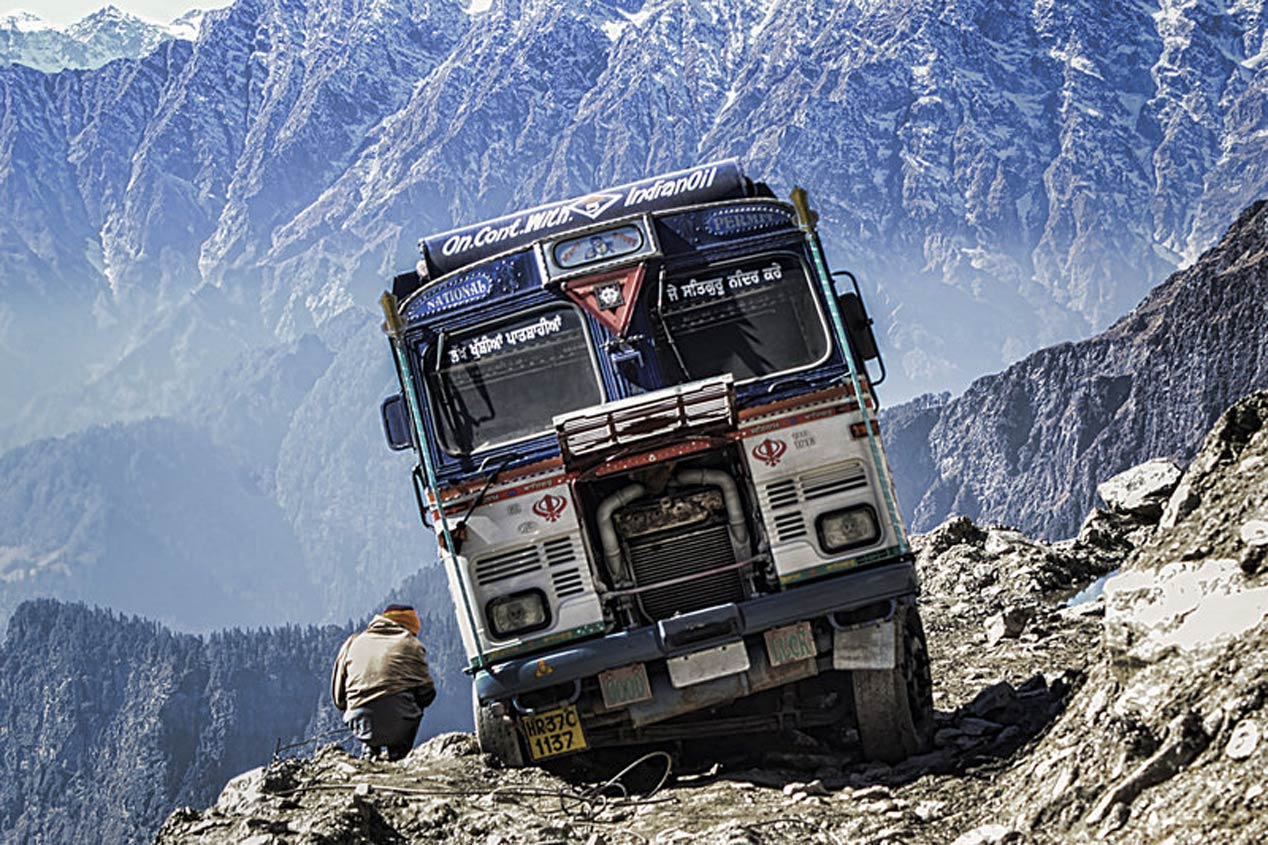 Paso Rohtang (India)