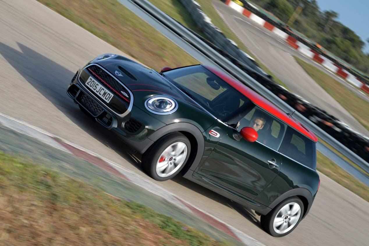 10 coches rápidos pero con consumos ajustados