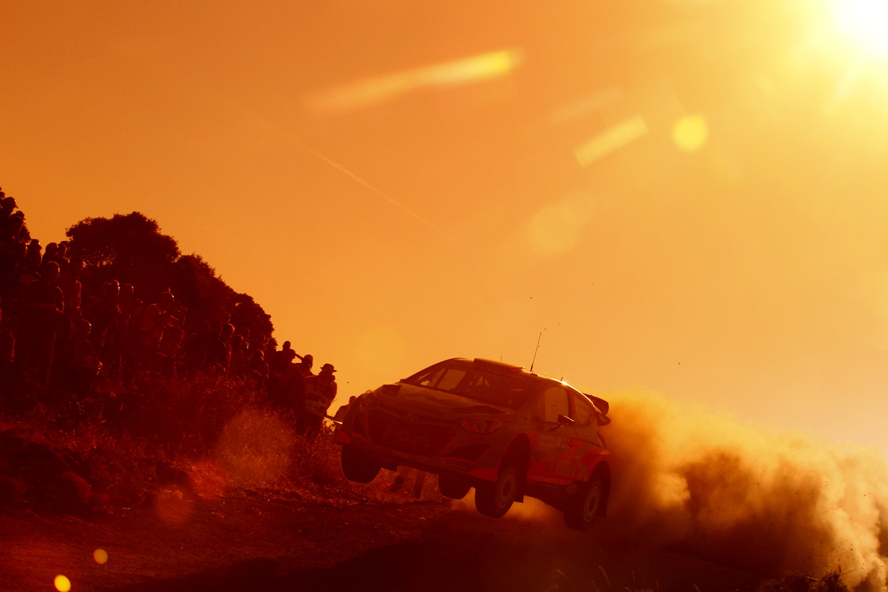 WRC: Rallye de Italia