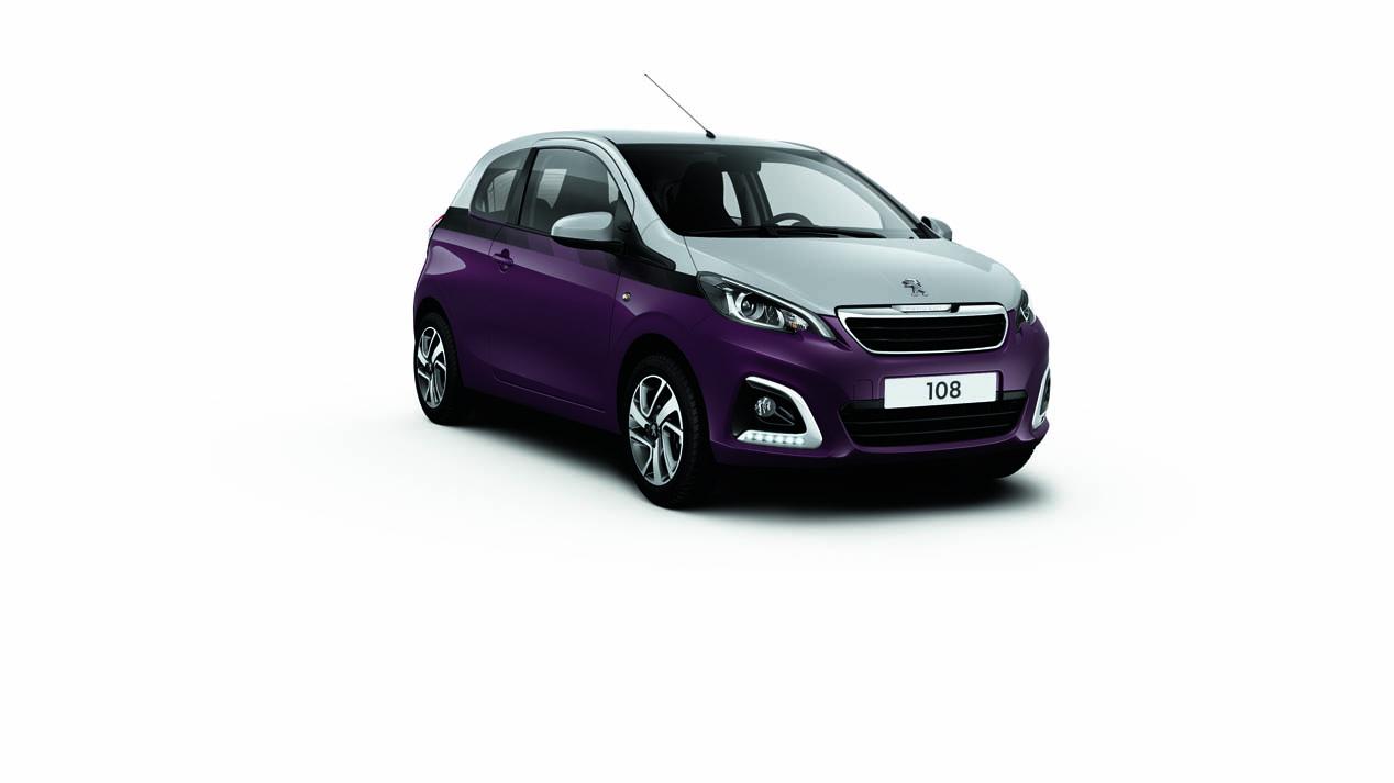 Peugeot 108 Dual