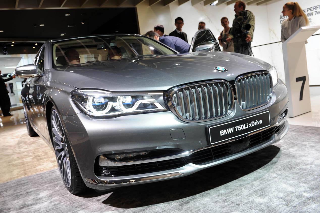 BMW Serie 7 2015, sexta generación a todo lujo