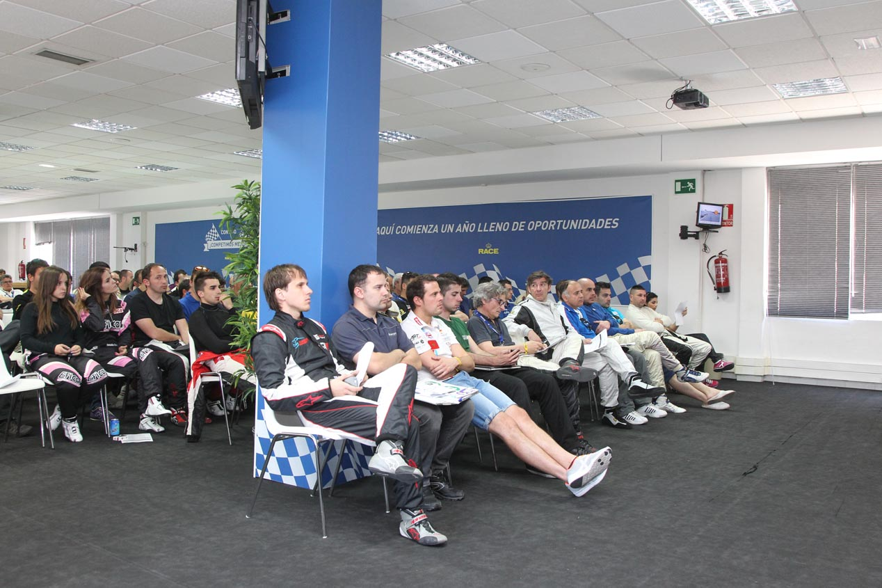 Campeonato de España de Resistencia y GT en Madrid