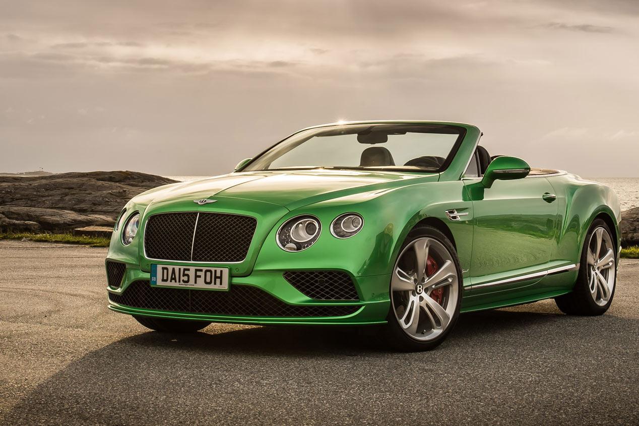 Primera prueba: Bentley Continental 2016, clásico actualizado