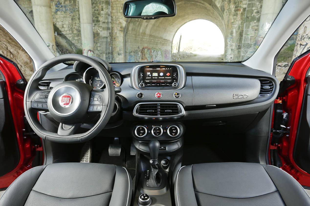 Fiat 500X 2.0 Multijet 140 CV 4x4 auto. Cross Plus