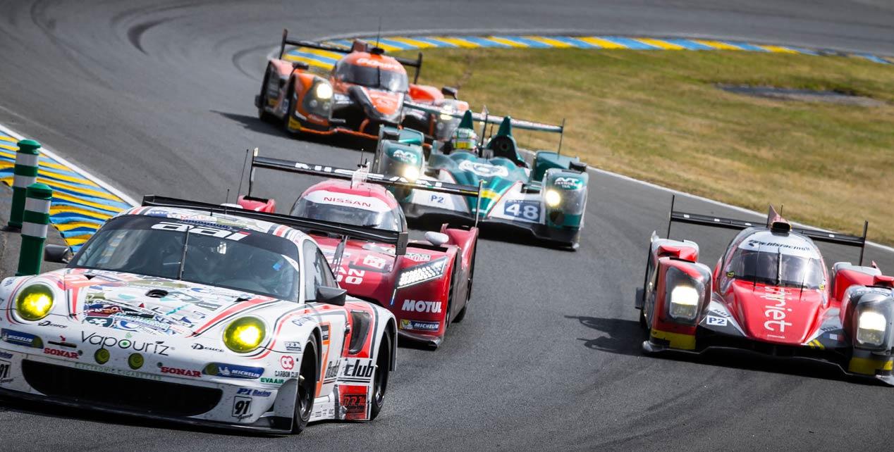 24 Horas de Le Mans 2015: la carrera