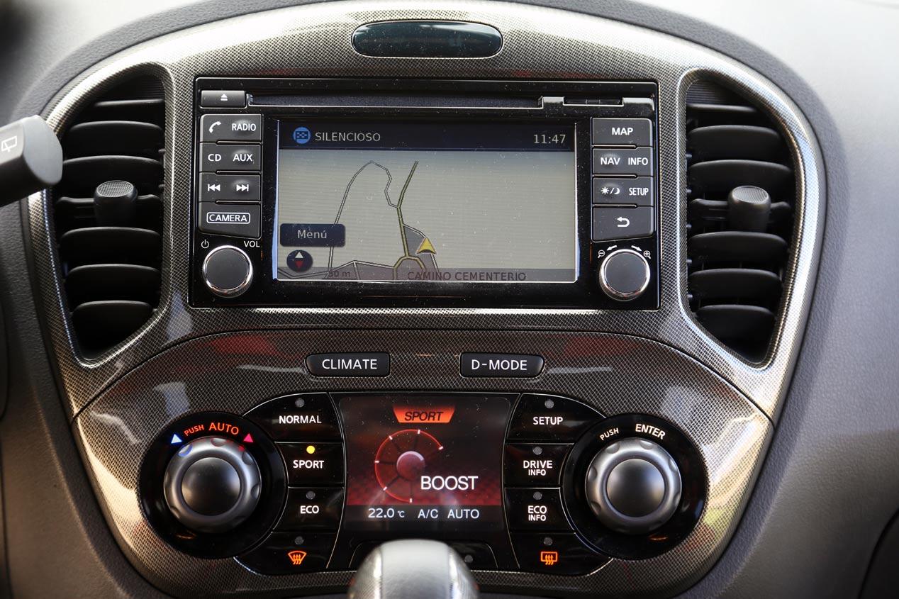 Prueba: Nissan Juke Nismo RS 4x4 Xtronic, un RS de altura