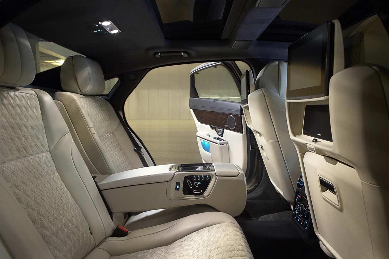Jaguar XJ 2016: precios y fotos