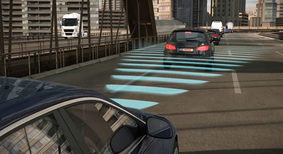 El radar será pieza clave para evitar accidentes