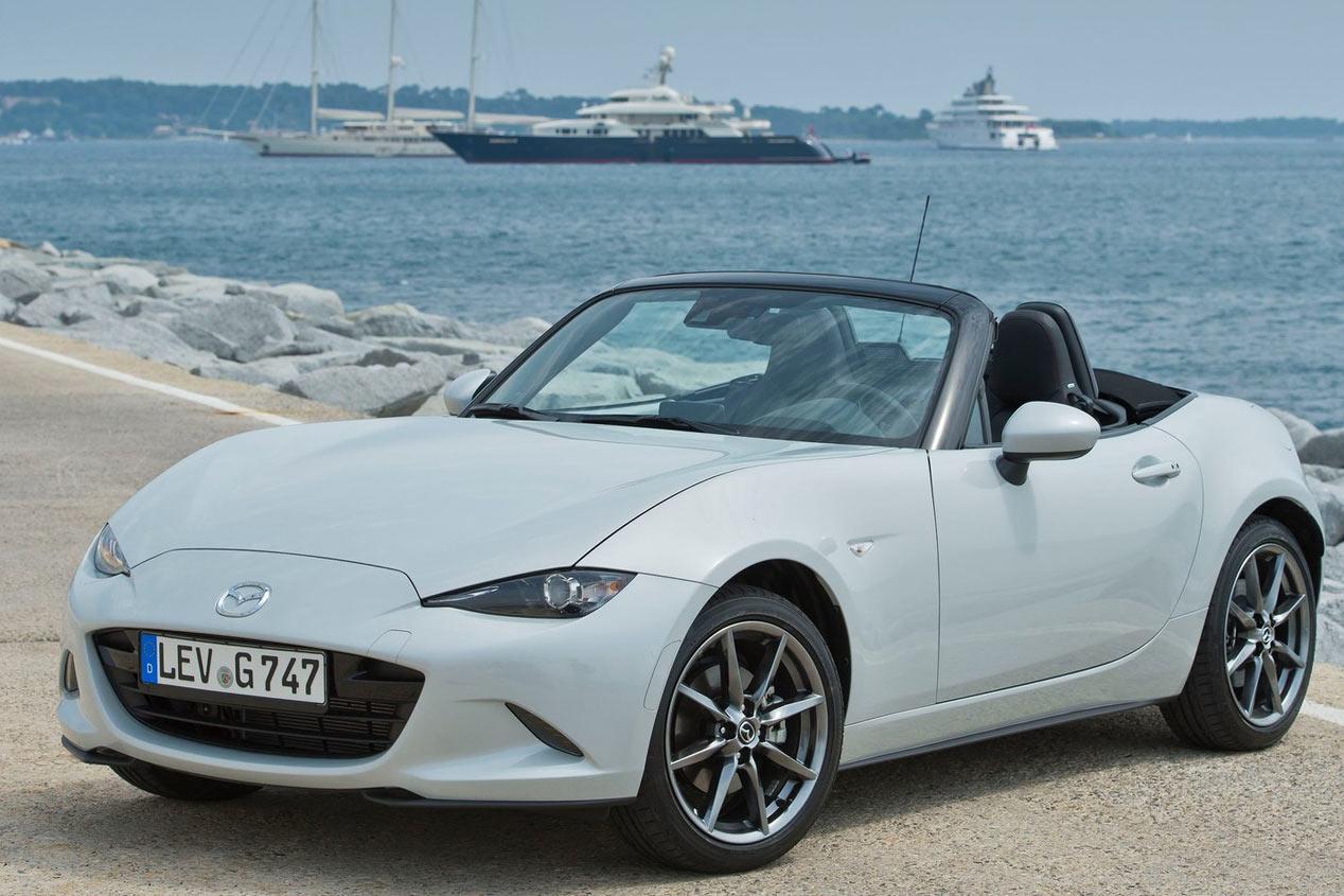 Primera prueba: Mazda MX-5