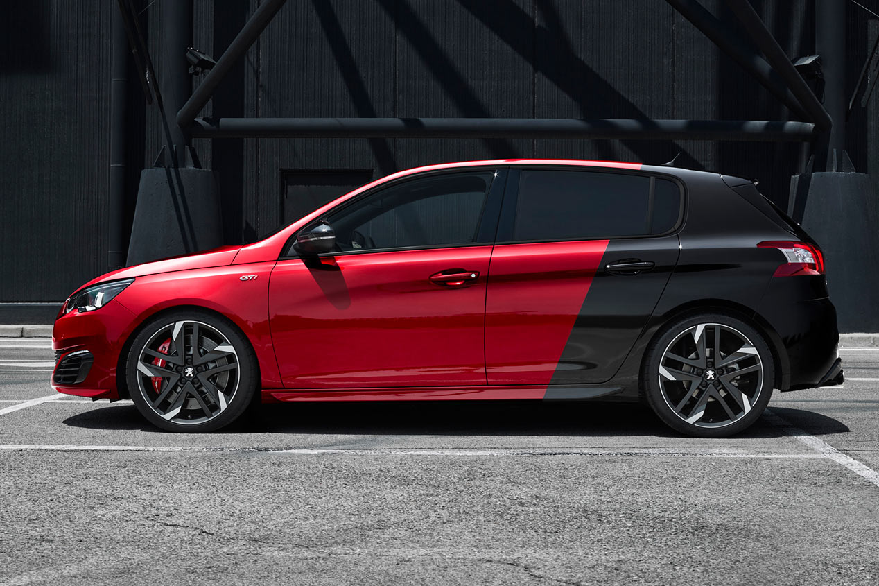 Peugeot 308 GTi, la saga GTi continúa
