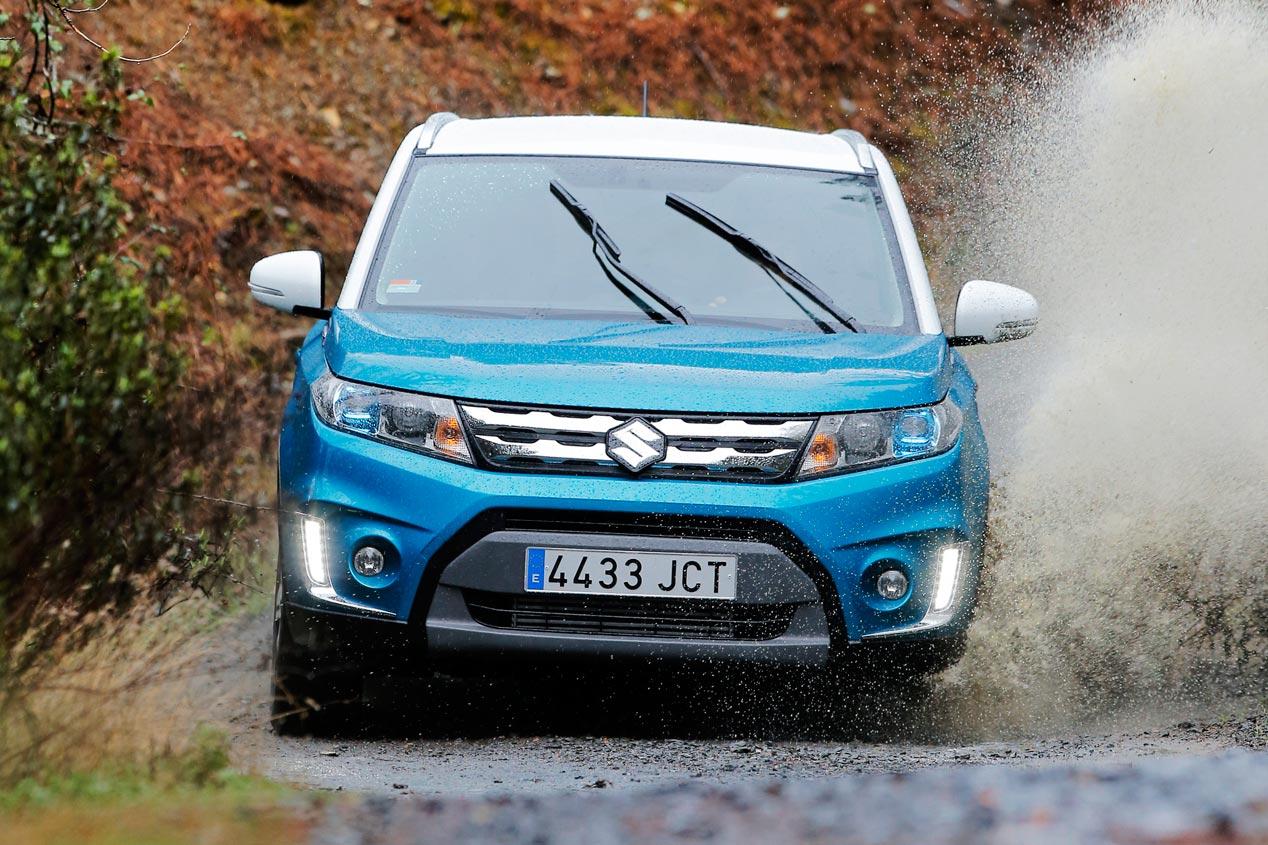 Prueba: Suzuki Vitara 1.6 DDIS 4WD, SUV de buena familia