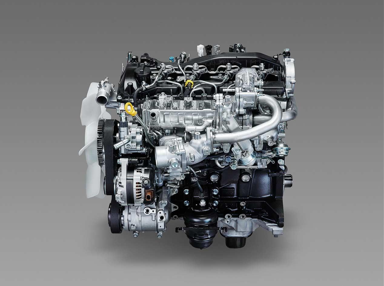 Toyota y sus nuevos motores turbodiésel TSWIN