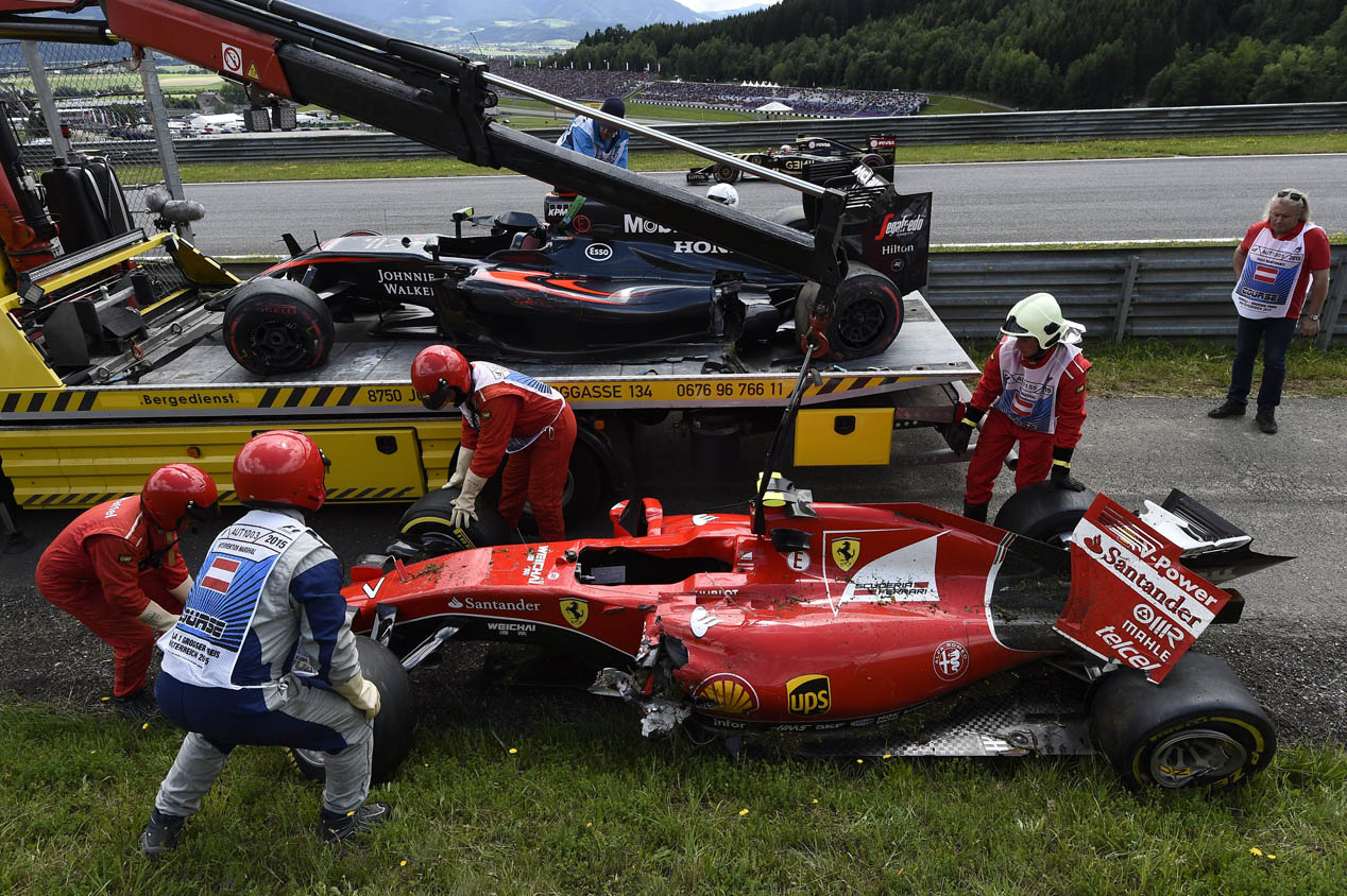 GP de Austria 2015 de Fórmula 1