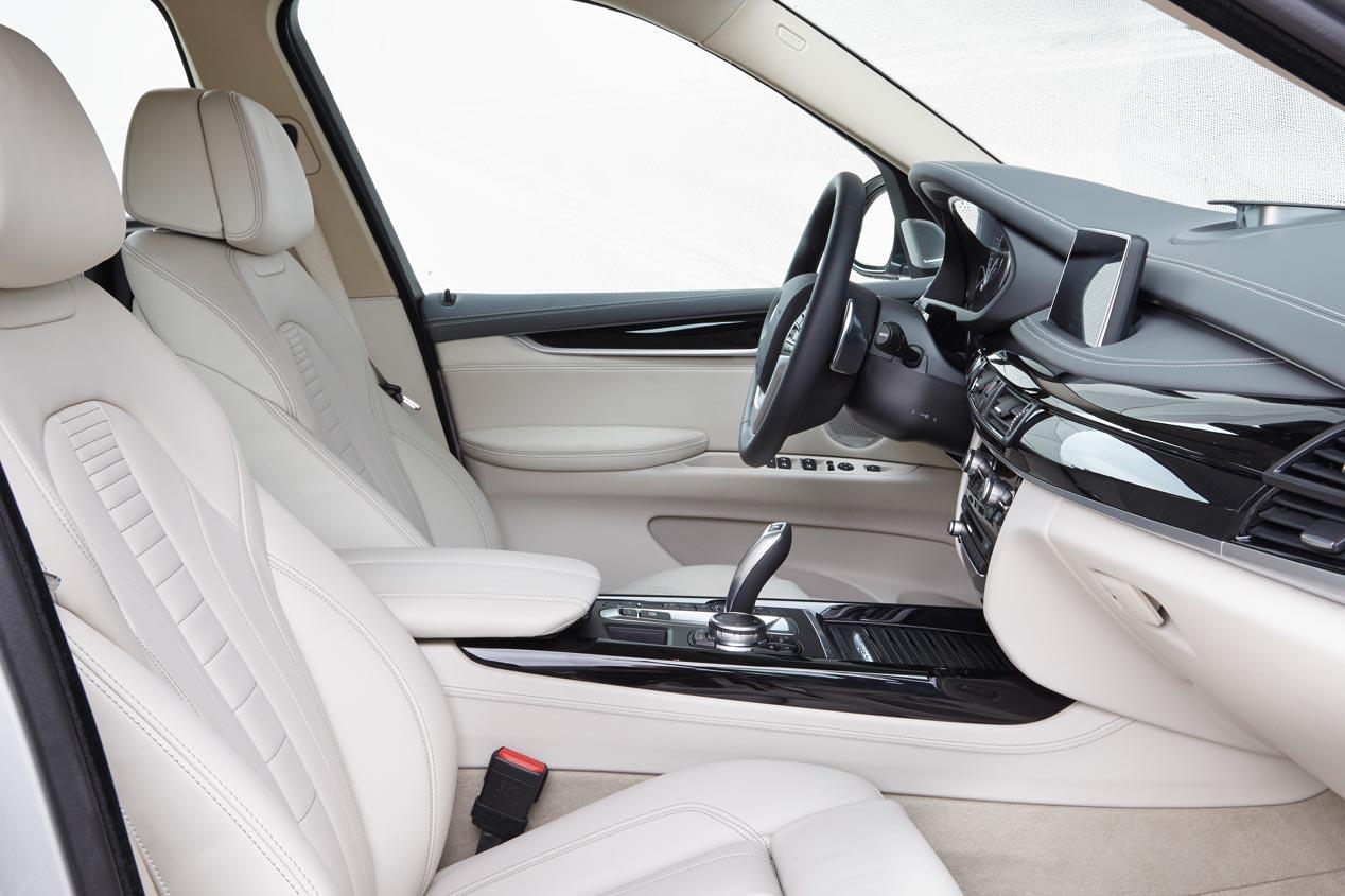 BMW X5 xDrive 40e, híbrido de altas prestaciones y eficiencia