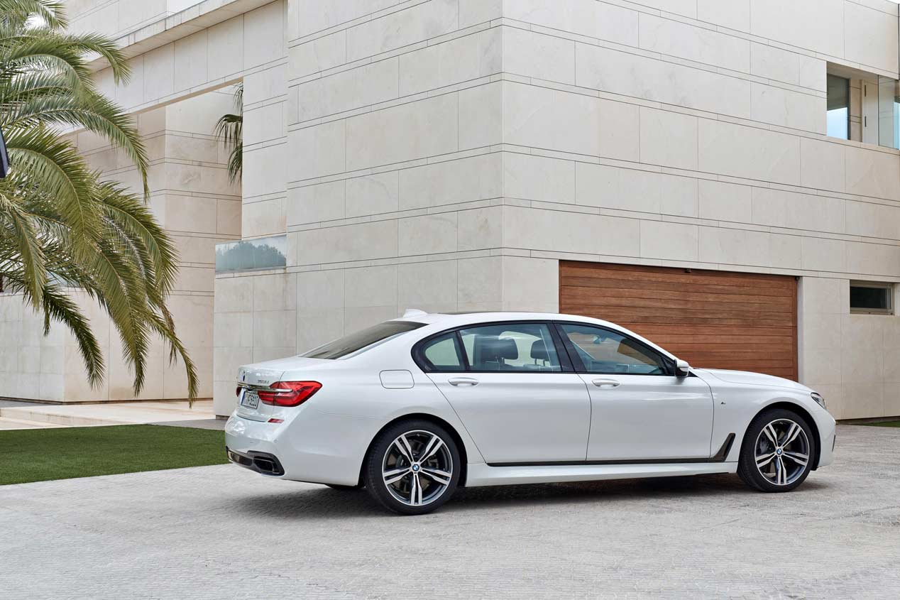 BMW Serie 7 2015 con pack M