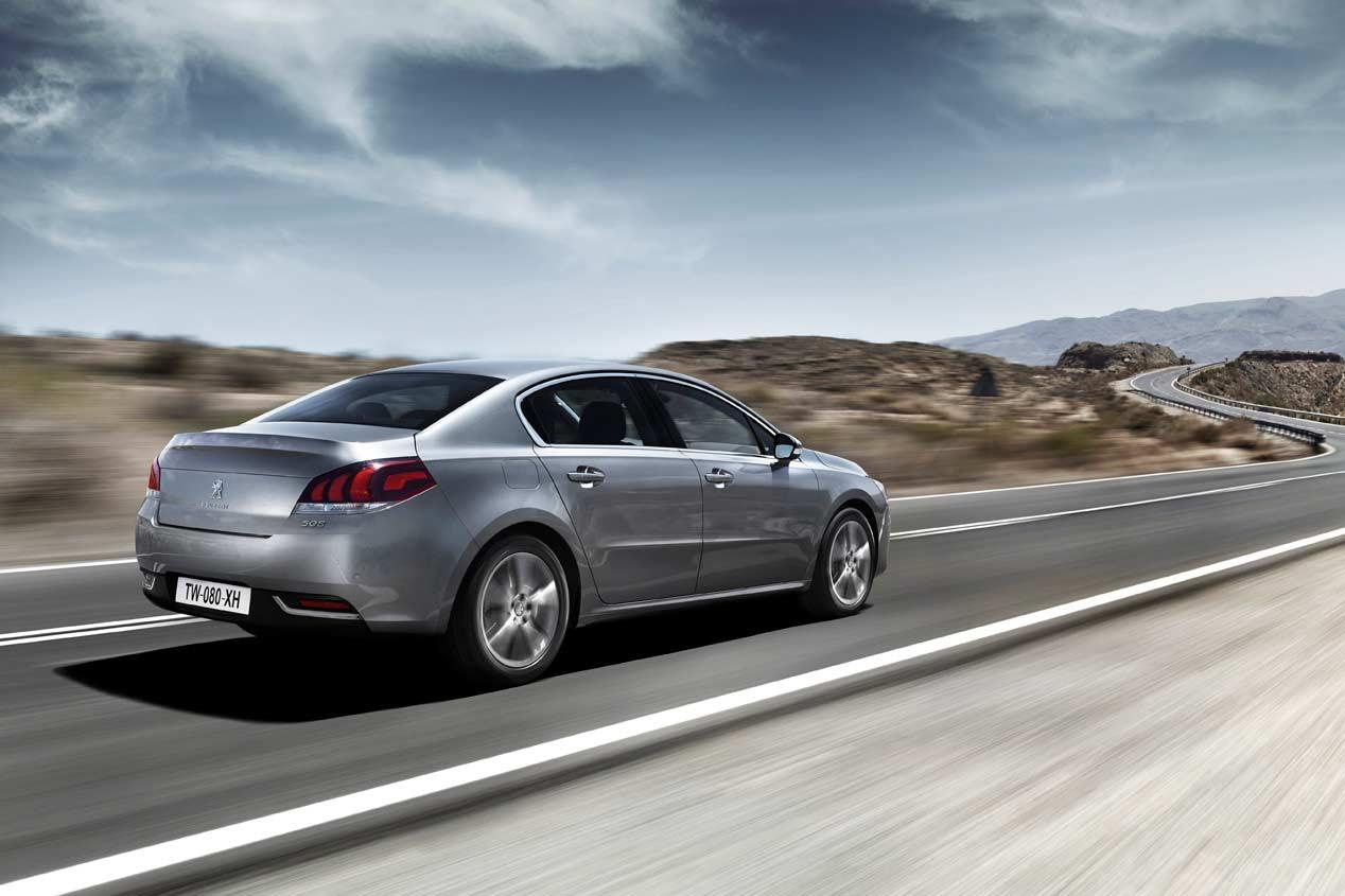 Peugeot 508 1.6 BlueHDI 120, el más eficiente