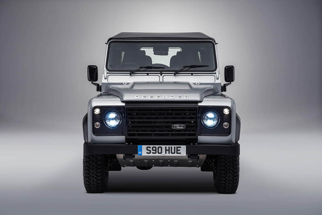 Land Rover Defender 'dos millones'