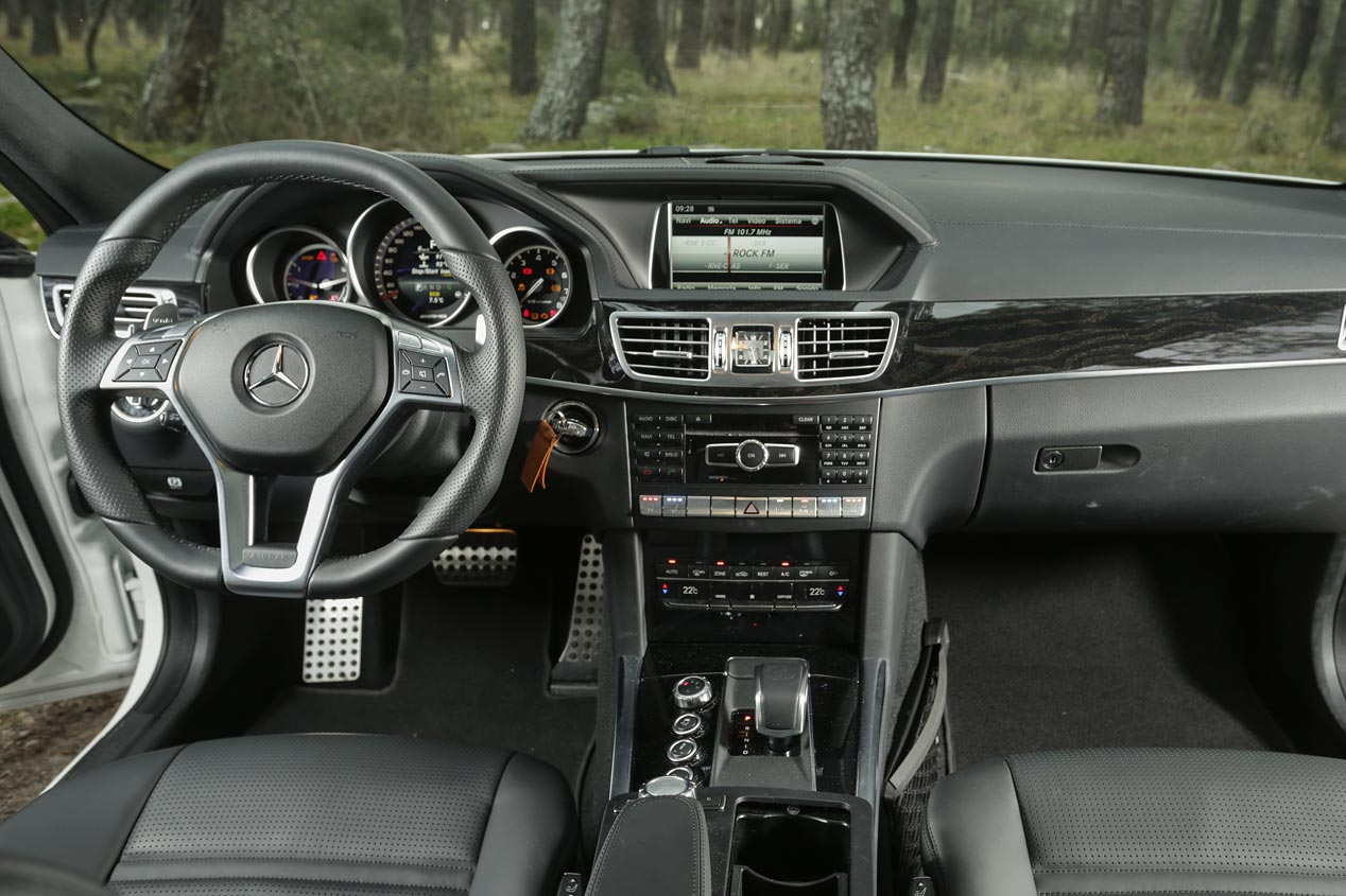 Mercedes E63 AMG 557 4Matic
