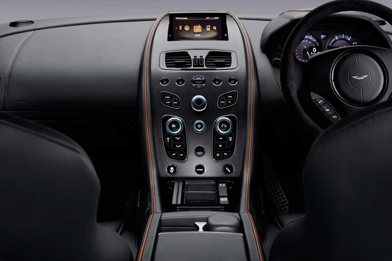 Aston Martin DB9 GT, lujo deportivo para los Dioses