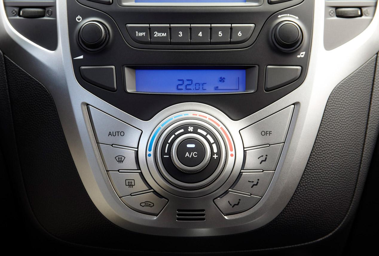 Primera prueba: Hyundai ix20 2015
