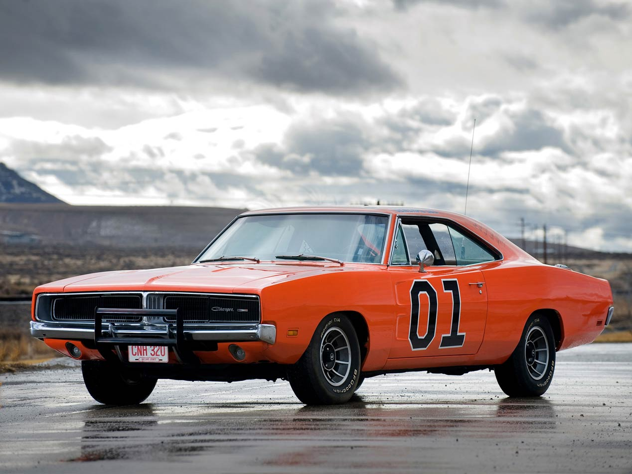 Dodge Charger de 'The Dukes of Hazzard'