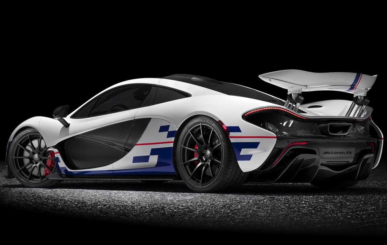 McLaren P1 Prost