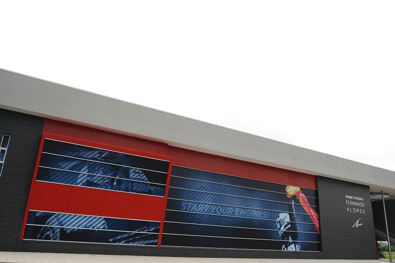 Circuito Fernando Alonso Oviedo : Qué puedes ver en el museo de fernando alonso y toda la