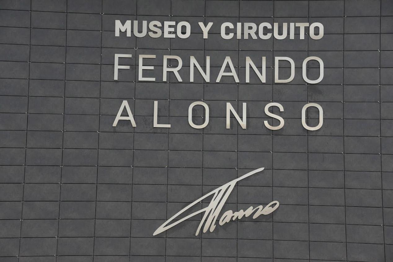 Circuito Fernando Alonso : Galería museo circuito fernando alonso abre sus puertas