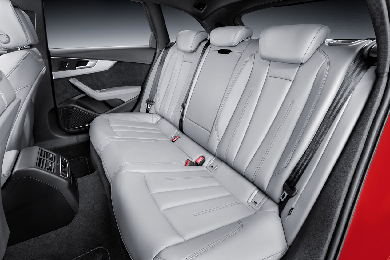 Nuevo Audi A4 y A4 Avant, a la venta en noviembre
