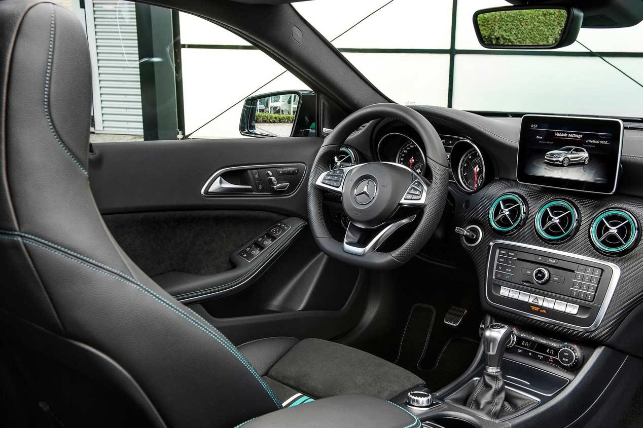 Mercedes Clase A 2016