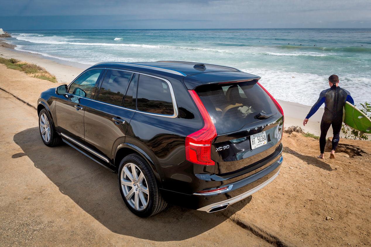 Primera prueba: Volvo XC90 D5 AWD