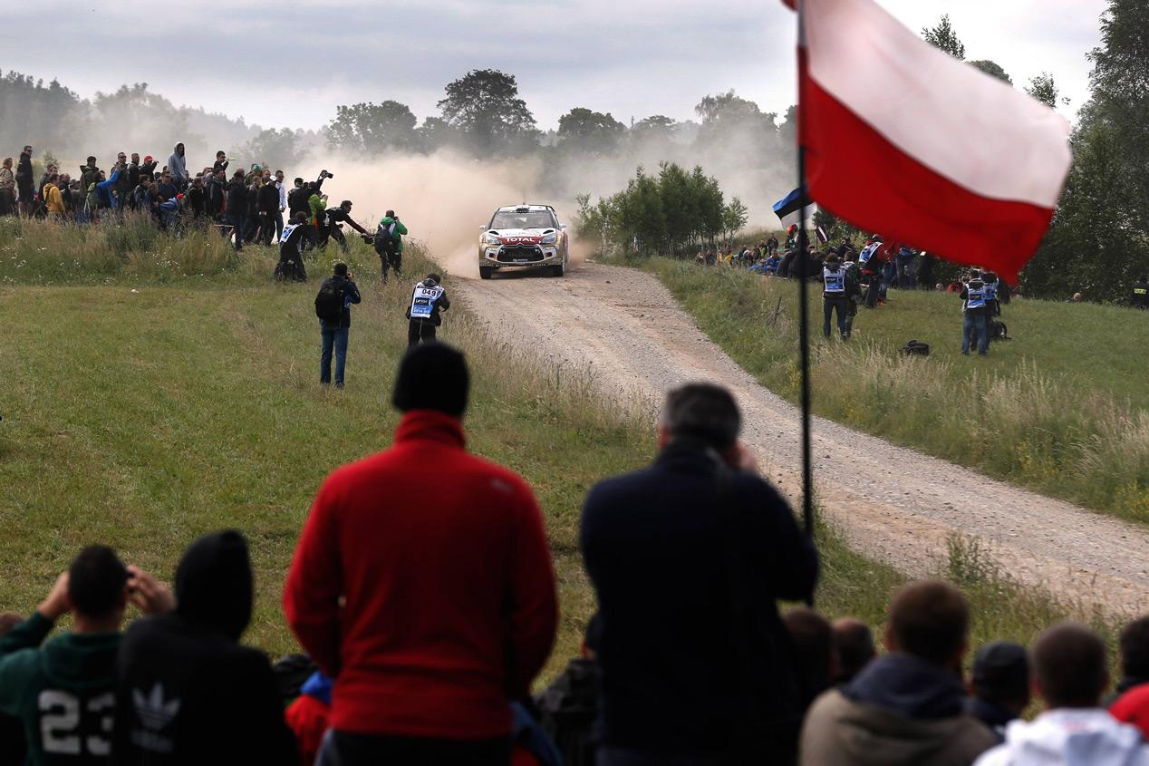 WRC: Rallye de Polonia