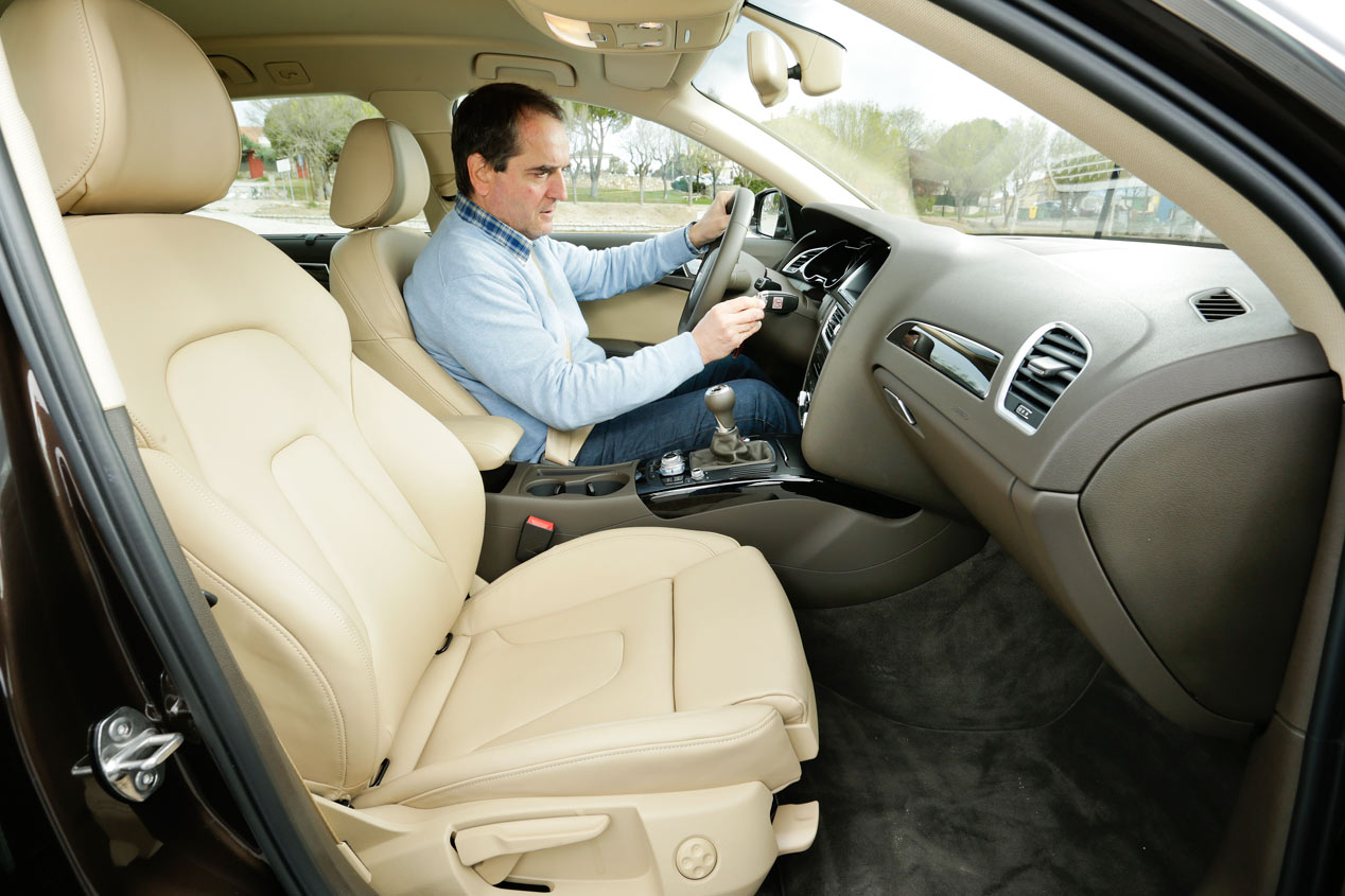 VW Passat Variant 2.0 TDI BMT contra Audi A4 Avant 2.0 TDI Ultra