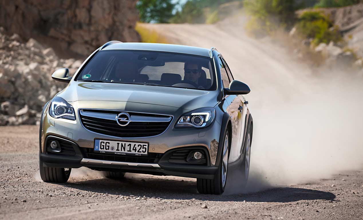 Opel Insignia 1.6 CDTI 120 y 136 CV