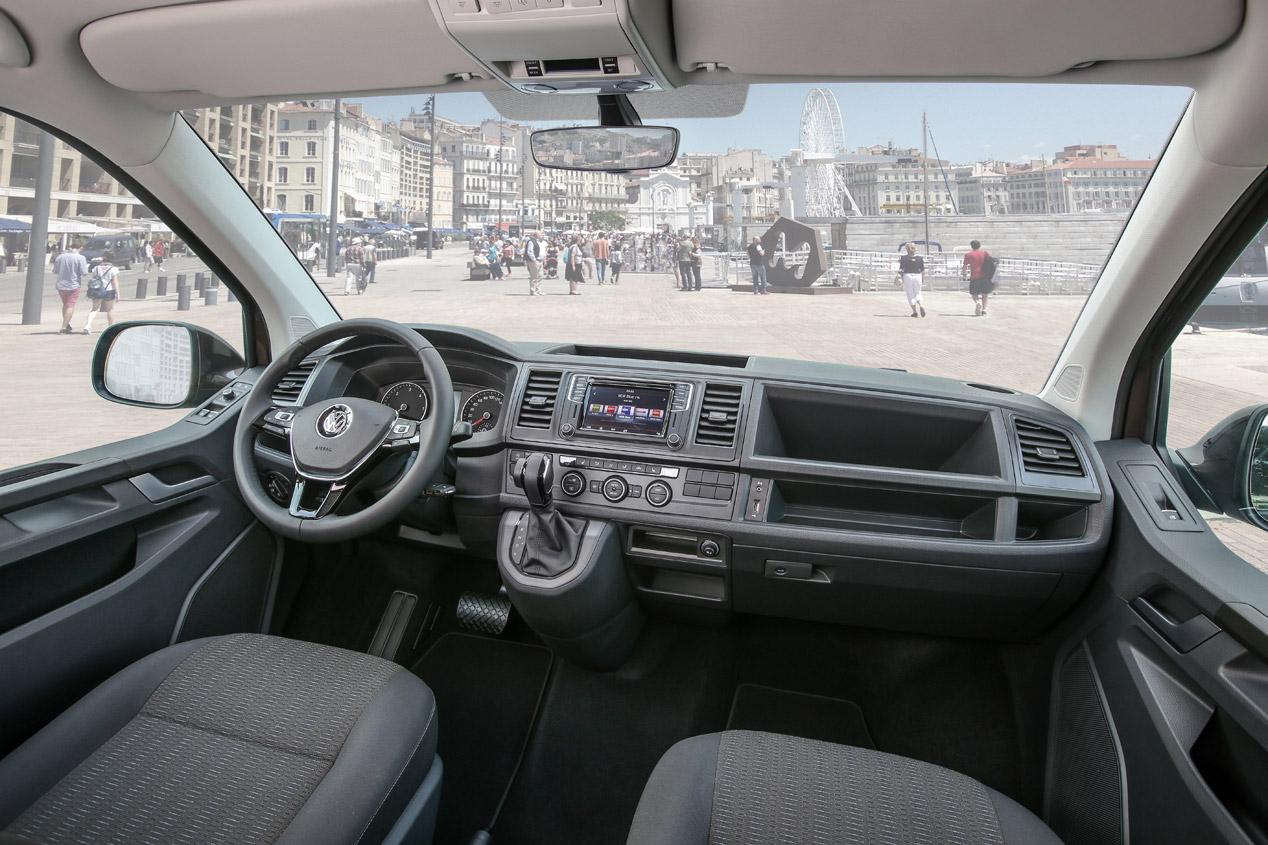 Primera prueba: Volkswagen T6