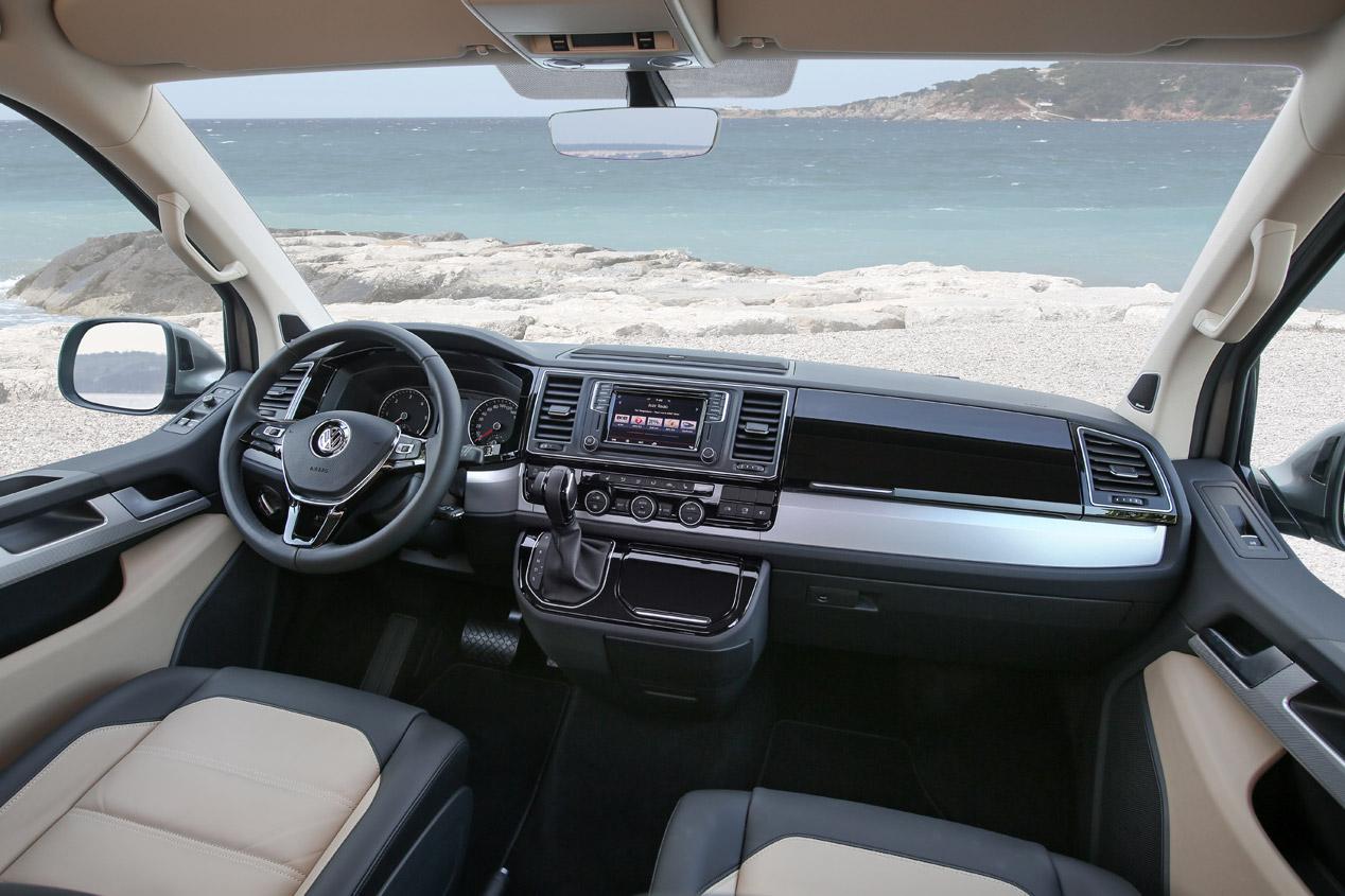 volkswagen t6 el juego de las 500 combinaciones pruebas de coches. Black Bedroom Furniture Sets. Home Design Ideas