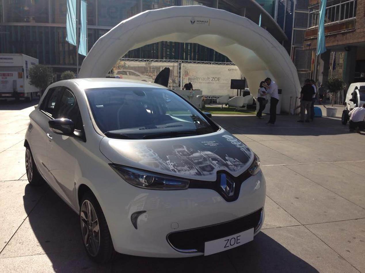 Experiencia con el Renault Zoe en Barcelona
