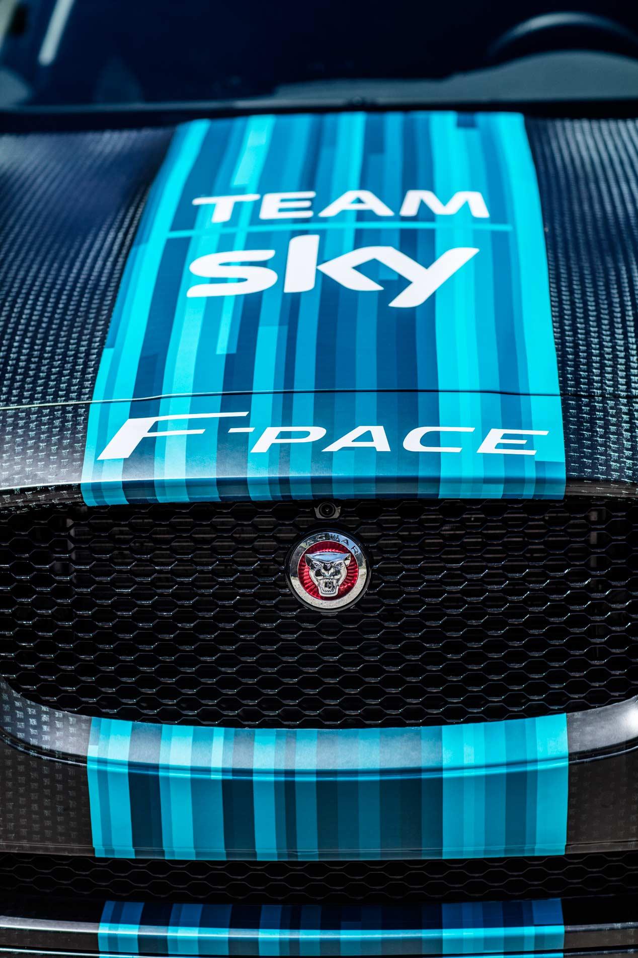 Jaguar F-Pace, primeras fotos