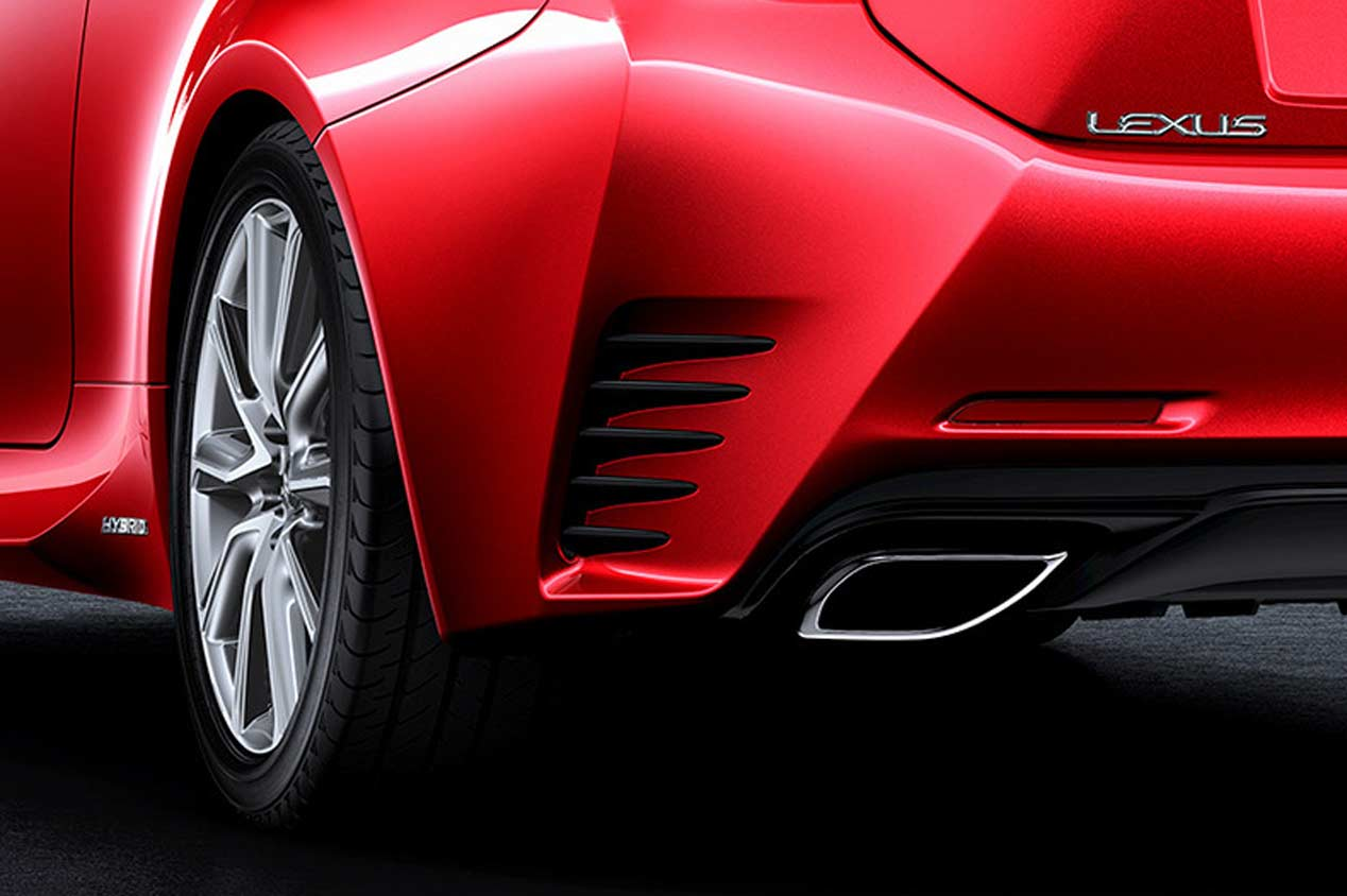 Lexus RC 300h: fotos, precios y datos