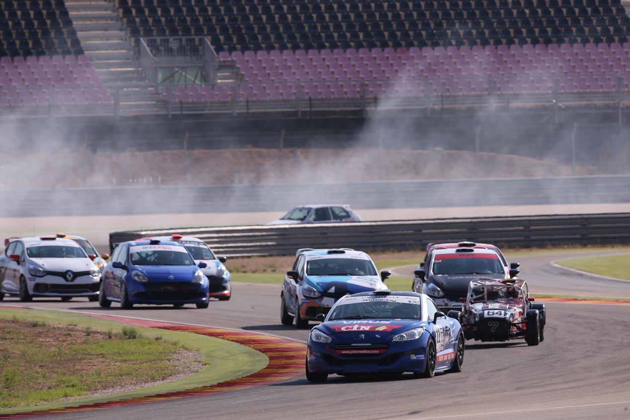 Campeonato de España de Resistencia y GT en Alcañiz