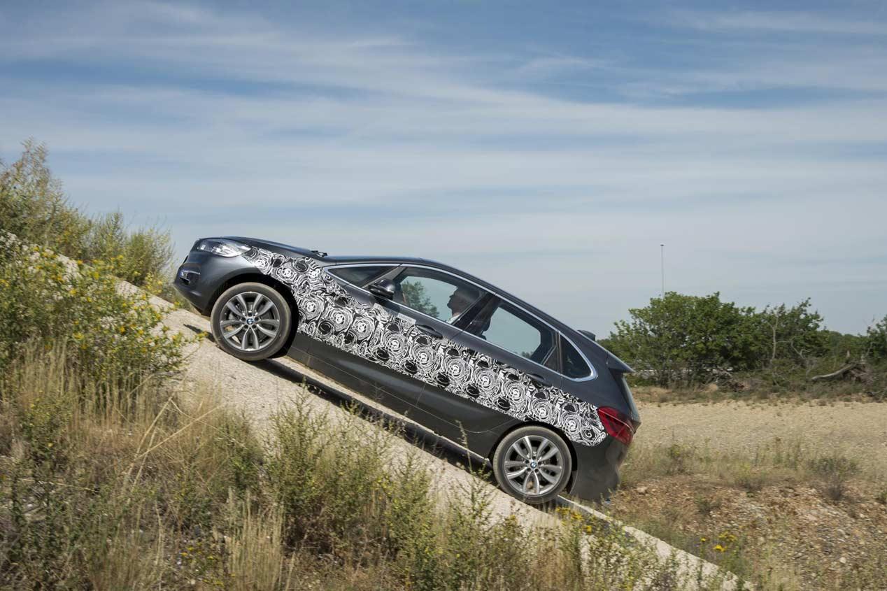 BMW, nuevos sistemas de propulsión del futuro