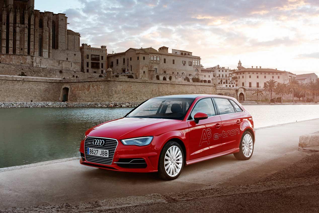Prueba: Audi A3 Sportback e-tron, un paso al frente